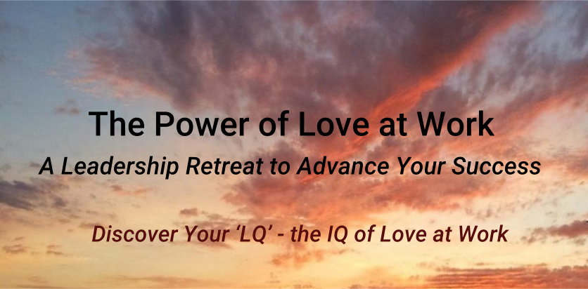 Power of Love at Work Event